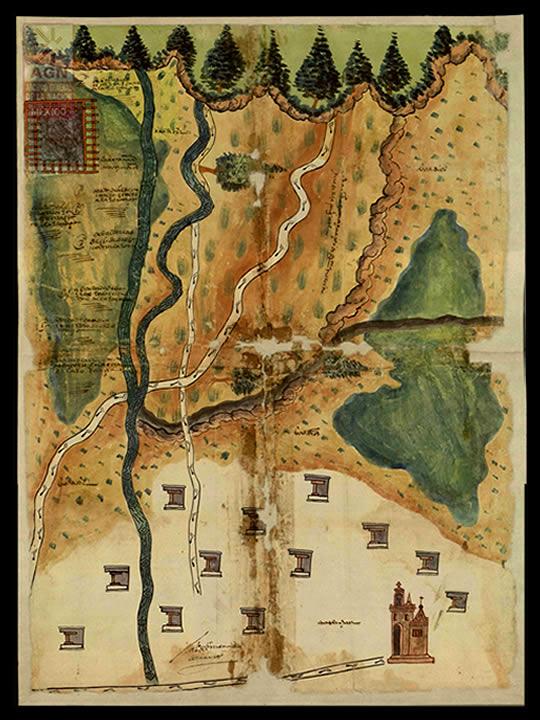 Mapas indgenas novohispanos del Archivo General de la Nacin